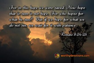 Hope for the Hopeless!